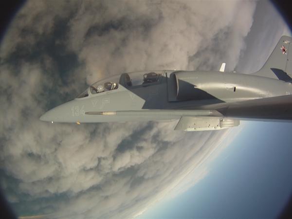 jet fighter ride l39 albatros